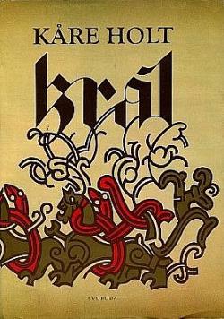 Král obálka knihy