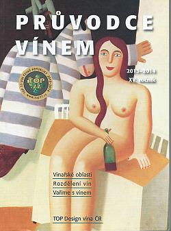 Průvodce vínem 2013-2014 XV. ročník obálka knihy