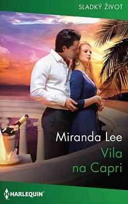 Vila na Capri obálka knihy