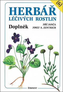 Herbář léčivých rostlin, 6. díl – doplněk obálka knihy