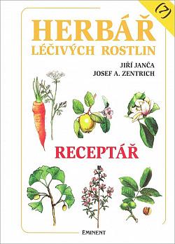 Herbář léčivých rostlin, 7. díl - Receptář obálka knihy