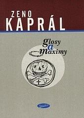 Glosy a maximy