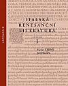 Italská renesanční literatura: antologie. Svazek 1 + 2