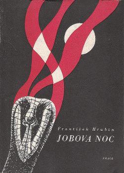 Jobova noc obálka knihy