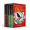 Jak vycvičit draka: 1.–4. díl série (box)