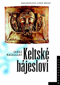 Keltské bájesloví obálka knihy