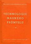 Technologie masného průmyslu 1. díl