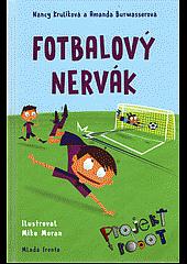 Fotbalový nervák obálka knihy