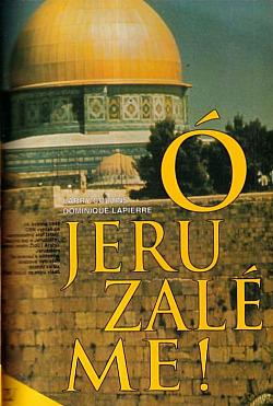 Ó Jeruzaléme! obálka knihy
