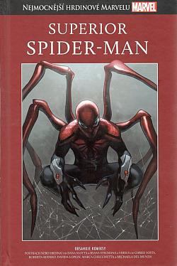 Superior Spider-Man obálka knihy