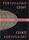 Portugalsko-český, česko-portugalský kapesní slovník