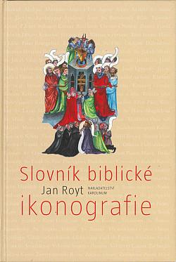 Slovník biblické ikonografie obálka knihy