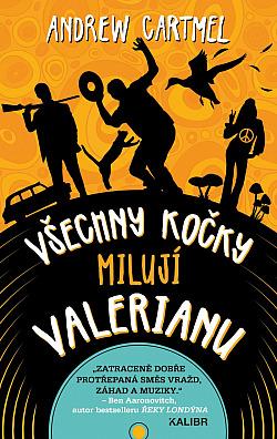 Všechny kočky milují Valerianu obálka knihy