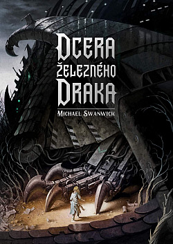 Dcera železného draka obálka knihy