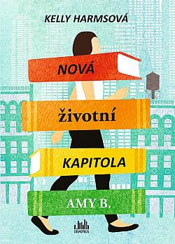Nová životní kapitola Amy B. obálka knihy