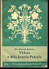Výbor z díla Josefa Pekaře