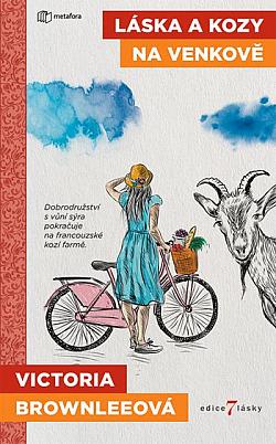 Láska a kozy na venkově obálka knihy
