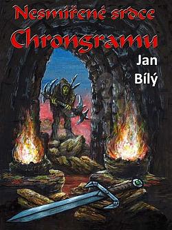 Nesmířené srdce Chrongramu obálka knihy