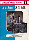 Oscilátor SG 50/II