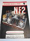 NF 2, 2-elektronkový universální příjimač