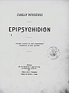 Epipsychidion