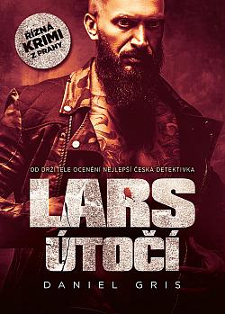 Lars útočí obálka knihy