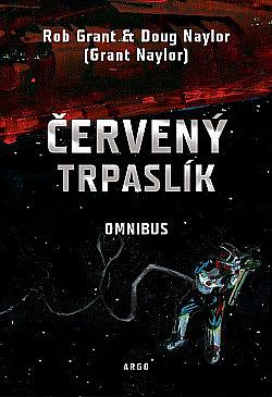 Červený trpaslík – Omnibus obálka knihy