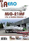 MiG-21MF v čs. a českém letectvu 1.díl