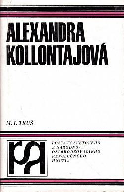 Alexandra Kollontajová obálka knihy