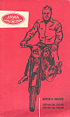 Motocykl Jawa návod k obsluze 250 ccm typ 559/04 - 350 ccm typ 360/00