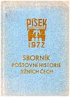 Sborník poštovní historie Jižních Čech