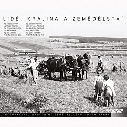 Lidé, krajina a zemědělství obálka knihy