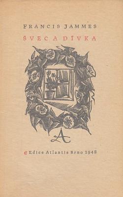 Švec a dívka obálka knihy