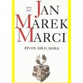 Jan Marek Marci, 1595-1667. Život, dílo, doba obálka knihy