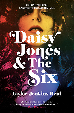 Daisy Jones & The Six obálka knihy