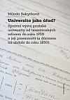 Univerzita jako úřad?