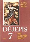 Dějepis pro 7. ročník základní školy. Díl 2, 1917-1939