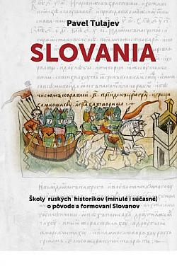Slovania obálka knihy