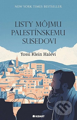 Listy môjmu palestínskemu susedovi obálka knihy