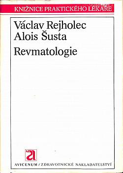 Revmatologie obálka knihy