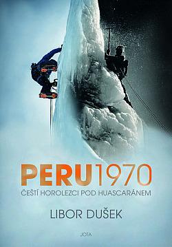Peru 1970 obálka knihy