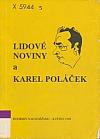 Lidové noviny a Karel Poláček