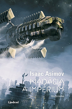 Nadácia a impérium obálka knihy