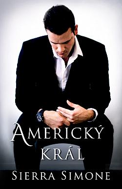 Americký král obálka knihy