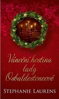 Vánoční hostina lady Osbaldestoneové obálka knihy
