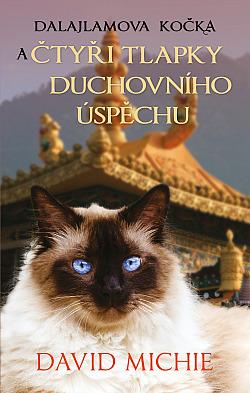 Dalajlamova kočka a čtyři tlapky duchovního úspěchu obálka knihy