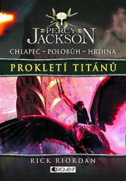 Prokletí Titánů obálka knihy