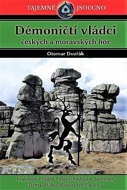 Démoničtí vládci českých a moravských hor obálka knihy