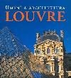 Louvre - Umění a architektura obálka knihy