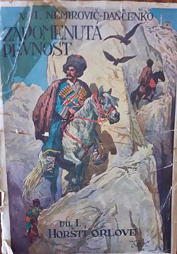 Horští orlové, svazek 1 obálka knihy